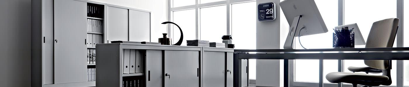Arredi e mobili per ufficio metallo arredo ufficio for Arredi e mobili