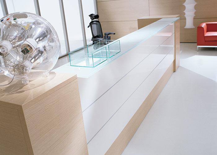 Arredo ufficio brescia mobili per ufficio brescia for Mobili per ufficio reception